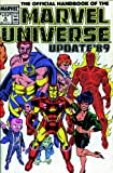 img - for Essential Official Handbook of the Marvel Universe - Update 89, Vol. 1 (Marvel Essentials) (v. 1) book / textbook / text book