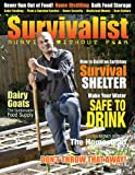 img - for Survivalist Magazine Issue #3 - Self-Reliance book / textbook / text book