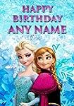 Elsa And Anna Princess Frozen Persona...