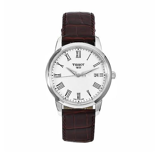 海淘天梭手表:Tissot 天梭T-Classic系列 经典男士石英手表