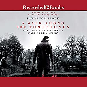 A Walk Among the Tombstones Audiobook