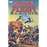 Alpha Flight Classic - Volume 1par John Byrne