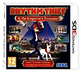 Rhythm Thief and the Emperor's Treasure (Nintendo 3DS) [Nintendo DS] - Game