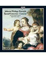 Förtsch : Cantates et Concertos Sacrés. Ensemble Weser-Renaissance, Cordes.