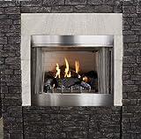 Outdoor-36-inch-Premium-Fireplace-OP36FP72MP-Liquid-Propane