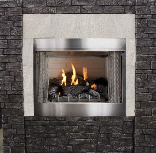 Outdoor-36-inch-Premium-Fireplace-OP36FP72MP-Liquid-Propane