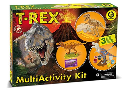 Geoworld-Cl600k-Jeu-Scientifique-Multiactivity-Kit-Rex