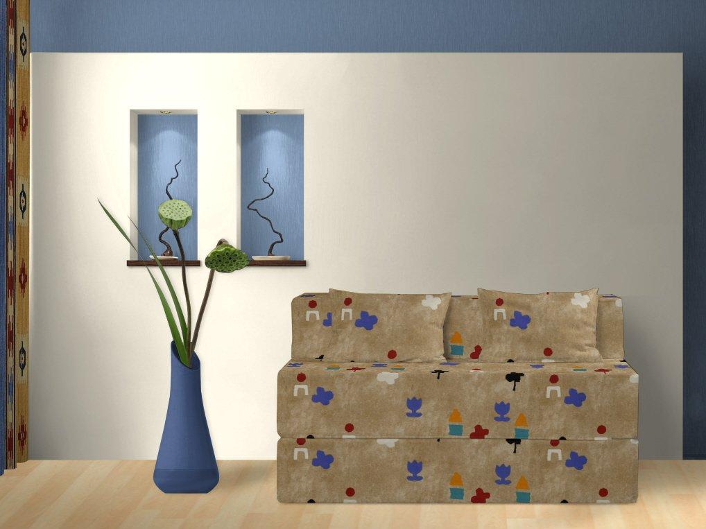 Schlafsofa, Lucky, beige, 135 cm online kaufen
