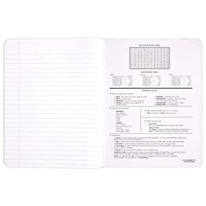 72936 Mead Composition Books//Notebooks 100 Sheets Wide Ruled Paper 12 Pack