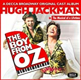 The Boy from Oz (2003 Original Broadway Cast) by Hugh Jackman, Jarrod Emick, Beth Fowler, Isabel Keating, Stephanie J. Block Cast Recording edition (2003) Audio CD