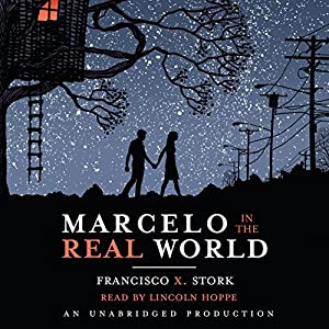 Marcelo in the Real World Audiobook