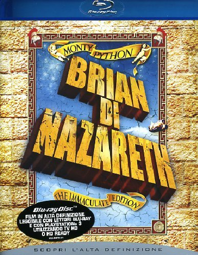 Brian di Nazareth (the immaculate edition)
