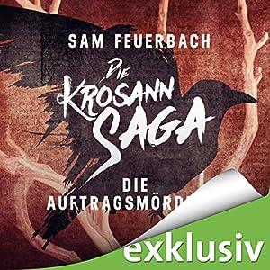 Die Auftragsmörderin (Die Krosann-Saga - Lehrjahre 1) Audiobook