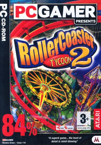 Rollercoaster Tycoon 2  (PC)