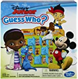 Disney Jr Guess Who? Game