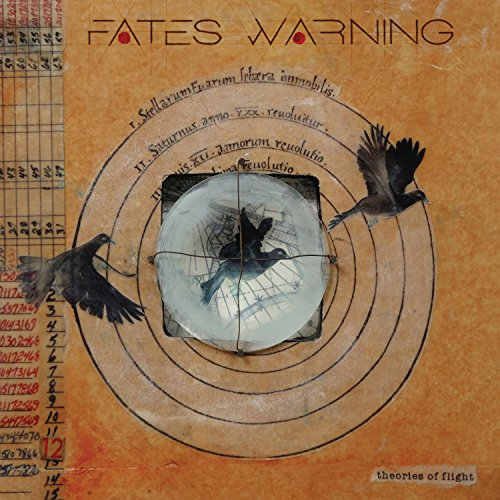 CD : FATES WARNING - Theories Of Flight: Deluxe Edition (2 Discos)