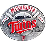 MLB Minnesota Twins Belt Buckle at Amazon.com