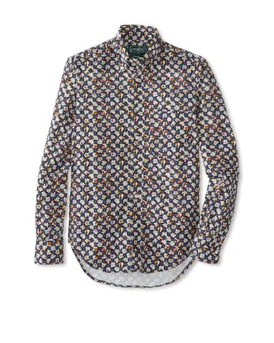 Gitman Vintage Men's Floral Button-Up Shirt