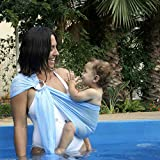 Botetrade Ring Sling Babý Tragetuch Travel-Quick Dry Design Water Pool Dusche Träger