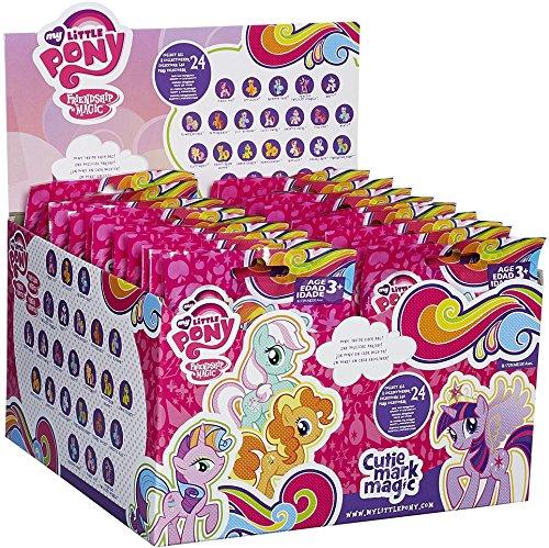 Mein Kleines Pony Figuren Überrraschungstüte Wave 12 Cutie Mark Magic Kollektion Ganze Box Mit 24 günstig bestellen