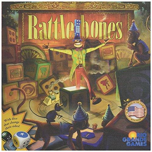 Rattlebones Board Game[並行輸入品]