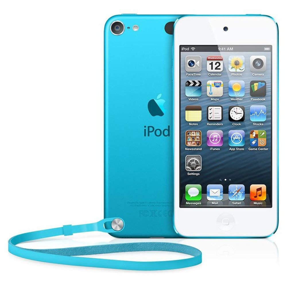 Baladeur Vid�o APPLE IPOD TOUCH5EG BLEU 64GO