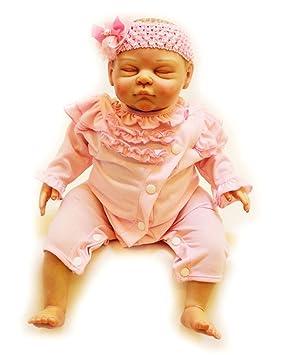 """Terabithia """"Un moment dans mes bras, pour toujours dans mon coeur"""" Sleepy Nouveau née bébé Poupées"""