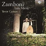 Giovanni Zamboni: Lute Music