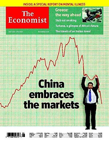 The Economist [UK] July 11 - 17 2015 (単号)