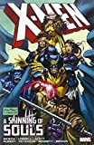 img - for X-Men: A Skinning of Souls (X-Men (Marvel Paperback)) book / textbook / text book