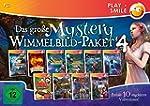 Das gro�e Mystery Wimmelbild-Paket 4