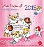 Schutzengel Glücksbringer Postkartenkalender 2015