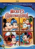 Mickey's Christmas Carol: 30th Anniversary Edition (Bilingual)
