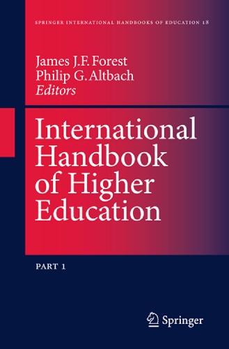 International Handbook of Higher Education: Part One:...