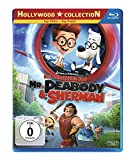 DVD Cover 'Die Abenteuer von Mr. Peabody & Sherman [Blu-ray]