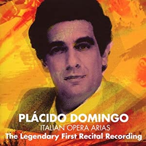 Italian Opera Arias-Legendary First Recital Record
