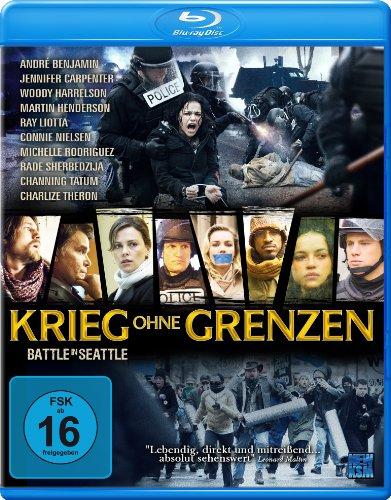 Krieg ohne Grenzen - Battle in Seattle [Blu-ray]