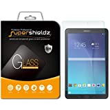Supershieldz for Samsung Galaxy Tab E 9.6 inch Tempered Glass Screen Protector, Anti-Scratch, Anti-Fingerprint, Bubble Free, Lifetime Replacement Warranty (Color: Tempered Glass)