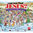 Can You Find Jesus?: Introducing Your Child to the Gospel (Search & Learn Book) (Search & Learn Books)