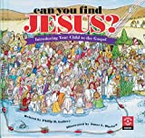 Can You Find Jesus?: Introducing Your Child to the Gospel (Search & Learn Books)