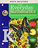 img - for Everyday Mathematics / Kindergarten: The University of Chicagho School Mathematics Project book / textbook / text book