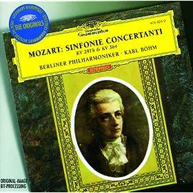 Mozart: Sinfonie concertanti