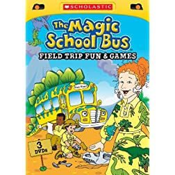 Magic School Bus: Field Trip Fun &amp; Games