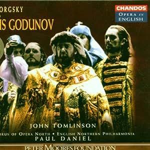 Mussorgsky: Boris Godunov (highlights in English)