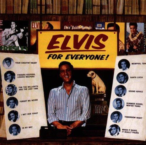 Elvis Presley - For Everyone - Zortam Music
