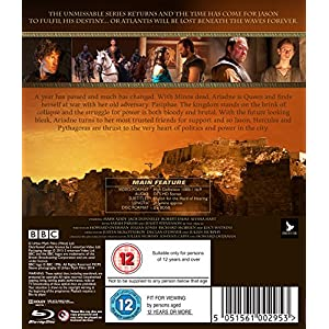 Atlantis - Series 2 Part 1 [Blu-ray]