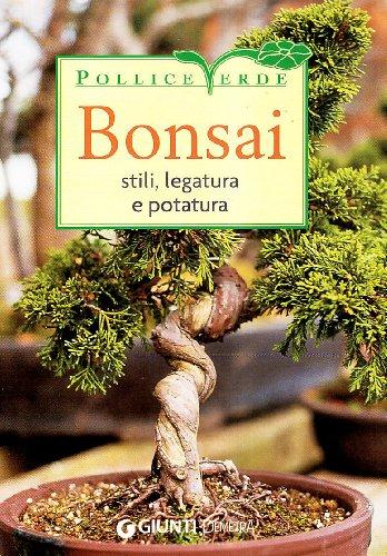 Bonsai Stili legatura e potatura PDF
