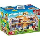 Playmobil Pet Clinic Playset