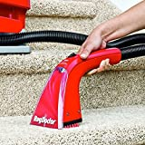rug doctor portable spot cleaner machine red corded