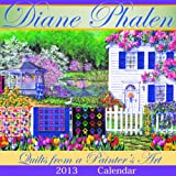 img - for Diane Phalen: Quilts from a Painter's Art Calendar book / textbook / text book